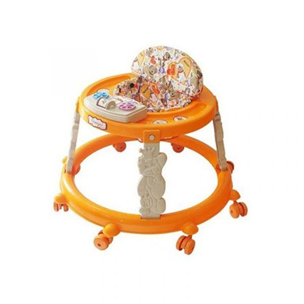 Andadera Musical color Naranja