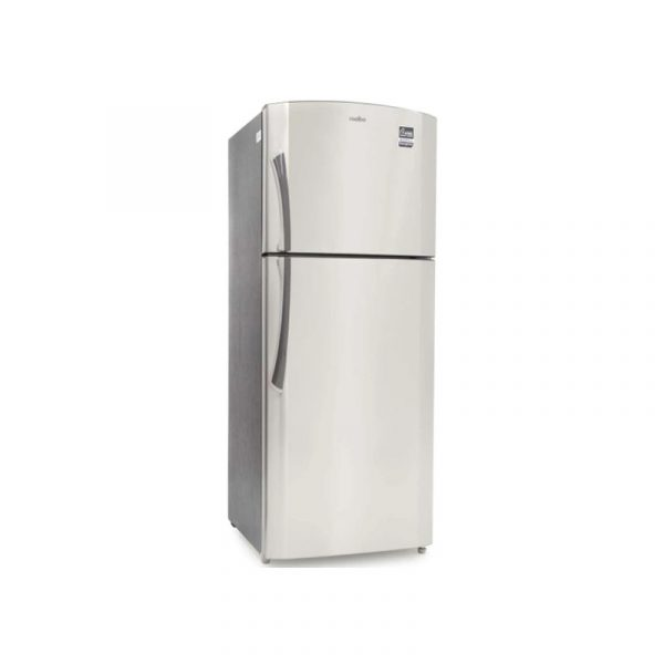 Refrigerador Mabe de 19 pies cúbicos color acero inoxidable 2 puertas