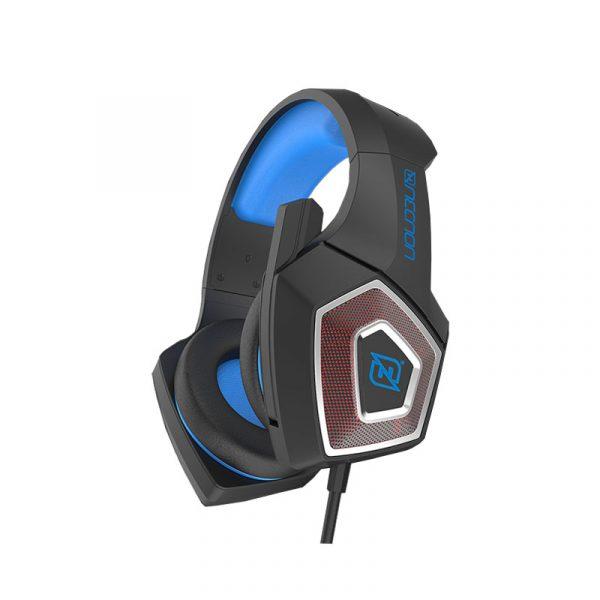 Audífonos de Diadema tipo Gamer con micrófono