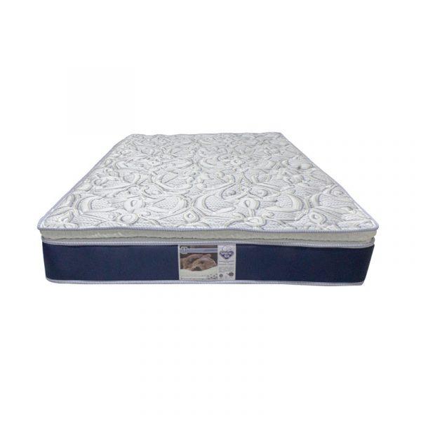 Colchon Spring Air con colchoneta tipo Euro Pillow