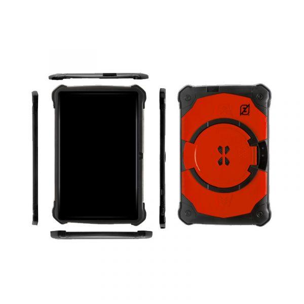 Tablet Necnon modelo M002K-2 de 7 pulgadas color rojo 2 Gb de RAM